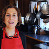 Ken Yuszkus/Staff photo: Salem:  Cook and author Nina Simonds at her home.