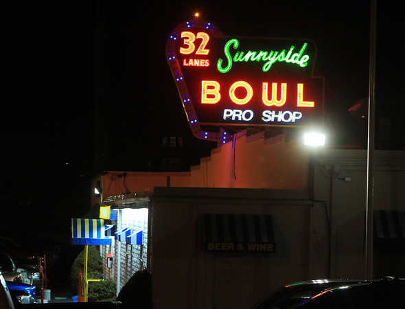 Danvers: Sunnyside Bowl in Danvers. DAVID LE/Staff Photo