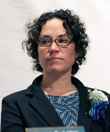 KEN YUSZKUS/Staff photo.   Beverly Ward 2 councilor Estelle Rand.  01/04/16.