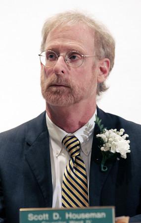 KEN YUSZKUS/Staff photo.   Beverly Ward 4 councilor Scott Houseman.  01/04/16.
