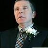 KEN YUSZKUS/Staff photo.   Beverly school committee member Paul Goodwin.  01/04/16.