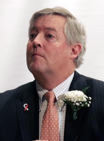 KEN YUSZKUS/Staff photo.   Beverly Ward 6 councilor John Frates, Jr..  01/04/16.