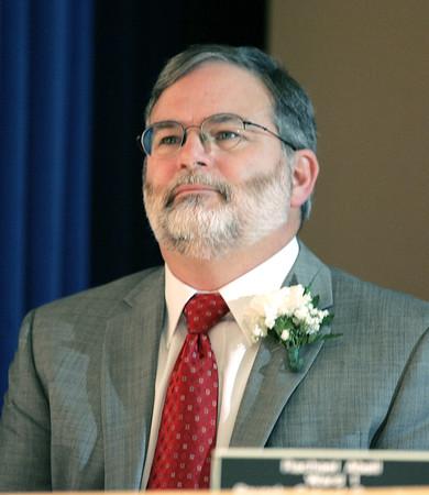 KEN YUSZKUS/Staff photo.   Beverly school committee member Paul Manzo.  01/04/16.