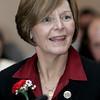 KEN YUSZKUS/Staff photo.   Salem councilor at large Elaine Milo.  01/04/16.