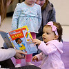 Baby story time at the South Branch of the Peabody Institute Library