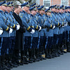 Funeral procession for state police Lt. Norman Zuk