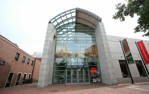 Peabody Essex Museum. DAVID LE/Staff photo. 7/24/14.