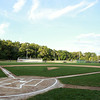 Harry Ball Field in Beverly will be the site for the 12-year-old All-star Williamsport State Finals. DAVID LE/Staff photo. 7/17/14.