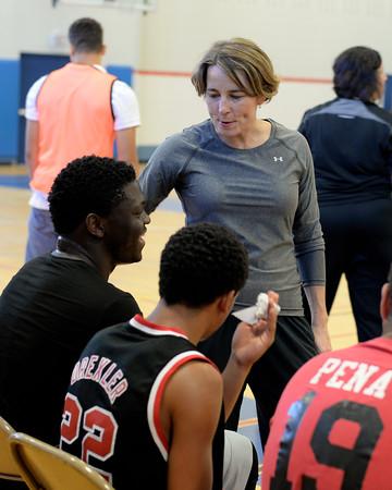 Maura Healey Basketball