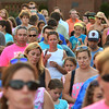 Hundreds of area people gathered at Lynch Park to remember Riley Fessenden during the Riley Rocks event.<br /> <br /> Photo by joebrownphotos.com