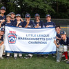 DAVID LE/Staff photo. District 16 Champions Swampscott. 7/15/16.