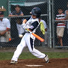 HADLEY GREEN/ Staff photo<br /> Hamilton-Wenham's Will Cooke (29) goes up to bat at the Hamilton-Wenham v. Gloucester Little League tournament game at the Harry Ball Field in Beverly. 7/11/17