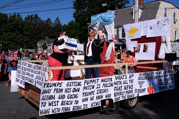 The Beverly Farms Horribles Parade