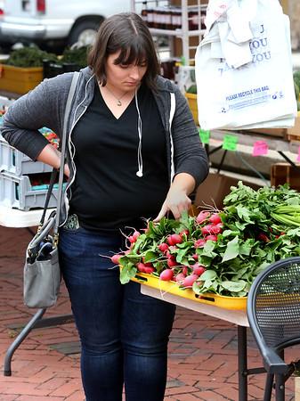 The Salem Farmers Market