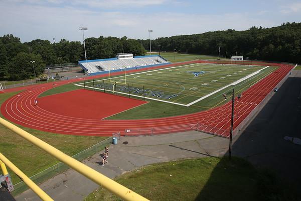 Work continues at Peabody Veterans Memorial High School