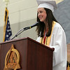 Masconomet Regional High School Graduation 2014. DAVID LE/Staff photo. 6/6/14.