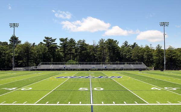 The Stadium at Endicott College. DAVID LE/Staff photo. 6/18/14.
