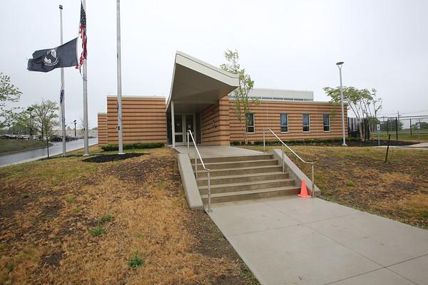 KEN YUSZKUS/Staff photo.  The Essex County Regional Communications Center in Middleton.   6/01/15