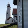 KEN YUSZKUS/Staff photo.   Bakers Island Light Station.   6/30/15