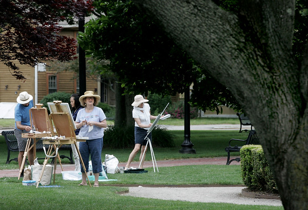 Three day landscape painting workshop