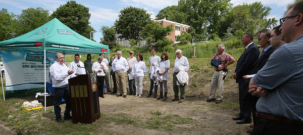 The state's second Apiary location at Essex Technical High School