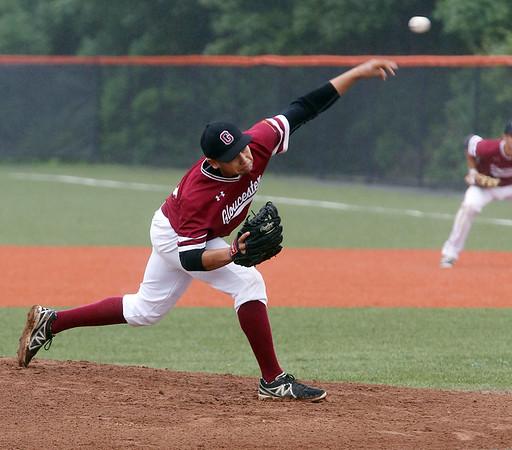 Gloucester at Salem Division 2 North Quarterfinals Baseball
