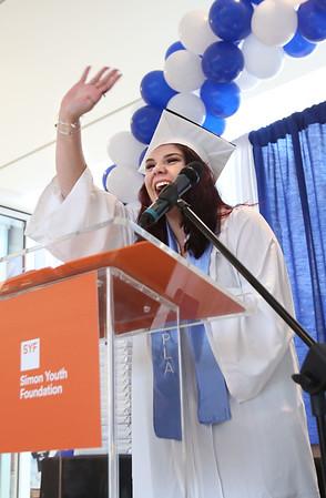Peabody Learning Academy graduation