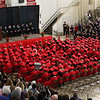 HADLEY GREEN/ Staff photo<br /> The Salem High School class of 2017 graduation ceremony took place at the Salem High field house. 6/02/17