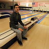 Danvers High School sophomore and part-time employee at Sunnyside Bowladrome in Danvers, John LeBrun Jr., has planned a candlepin bowling fundraiser for his former teacher Colleen Ritzer who was allegedly killed by one of her students last fall. The fundraiser which will be held April 13th, already has 23 teams registered to bowl and is open for anyone who would like to bowl. DAVID LE/Staff photo