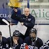 DAVID LE/Staff photo. 3/5/15. St. John's Prep head coach Kristian Hansen.