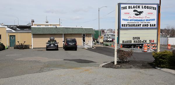 KEN YUSZKUS/Staff photo.      The Black Lobster Restaurant and Bar in Salem.    03/29/16
