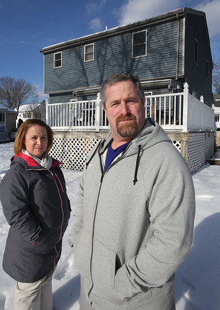 A home addition project but, there may be arsenic contaminated soil in their yard.