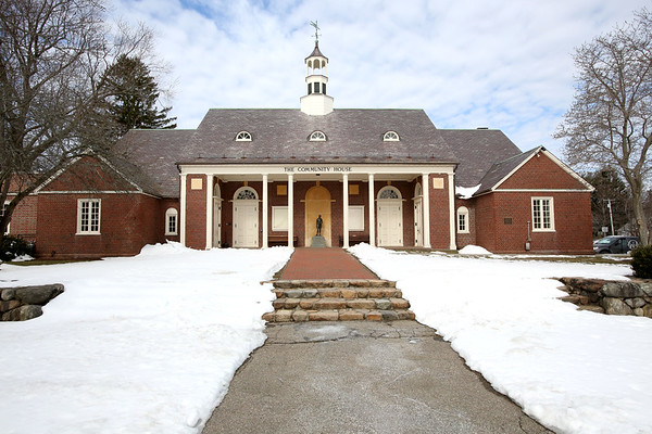 Community House of Hamilton and Wenham was built as a memorial to fallen soldiers in WWl