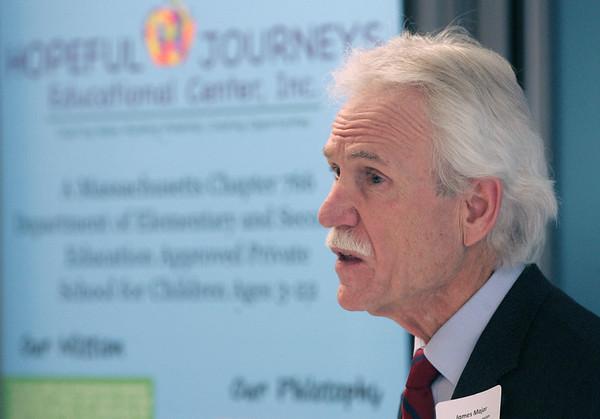 Hopeful Journeys Educational Center hosts state legislators