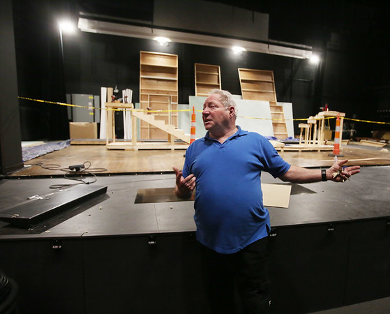 New theater building at Salem State University
