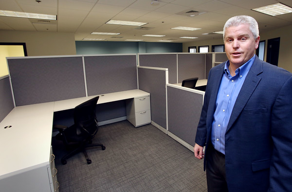 New office space in Beverly