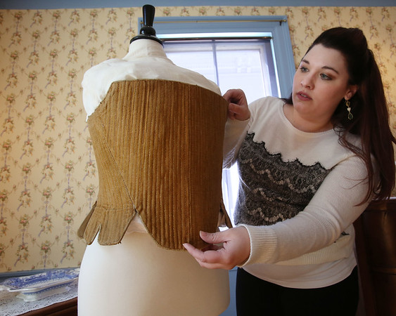 Peabody Historical Society is hosting exhibit about women's experience
