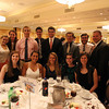 2014 Beverly High School Honor Scholars Tasha Boland, Diandra Crowley, Kevin Cuneo, Graham Doherty, Zachary Duguid, Peter Fickenwirth, Caitlin Harty, Becah Kaplan, Alison Kavanagh, Zachary Kirsch, Laura Koch, Lukas Lazarek, Savannah Page, Katherine Silvestri, H.T. Visnick, and Camden Vitale, at the 46th annual Honor Scholars Recognition Dinner held at the DoubleTree in Danvers and sponsored by the North Shore Chamber of Commerce. DAVID LE/Staff photo. 5/13/14.