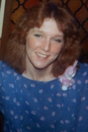 KEN YUSZKUS/Staff photo.   An old photo of Marguerite O'Brien.    5/4/15