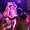 HADLEY GREEN/ Staff photo<br /> Dancers twirl onstage during Mitchell's Dance Studio's annual recital at Briscoe Middle School in Beverly. The studio is celebrating 85 years. 5/20/17
