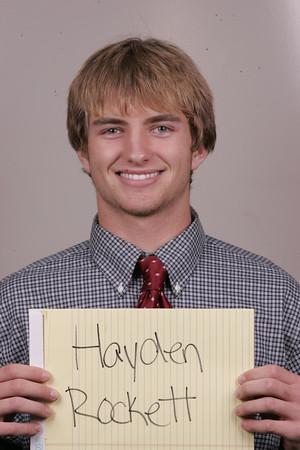 Hayden Rockett