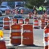 KEN YUSZKUS/Staff photo.  Sohier Road construction in Beverly.   11/24/15.
