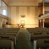 KEN YUSZKUS/Staff photo.  The old First Universalist Church building in Salem.   11/11/15.