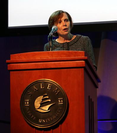 Salem State University Speaker Series