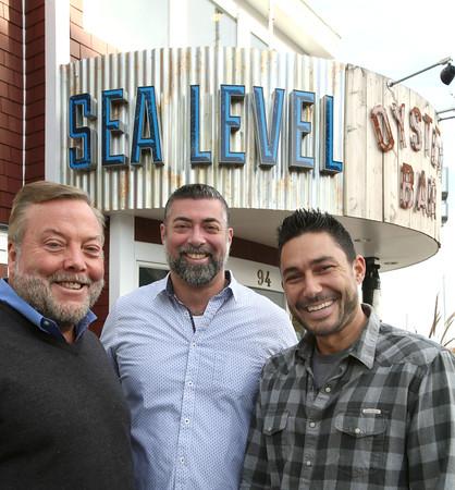 Sea Level rises to Newburyport