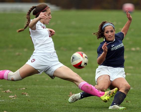 Pingree Girls Soccer vs Middlesex