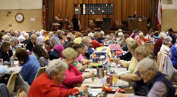 Bingo at St. John's Church