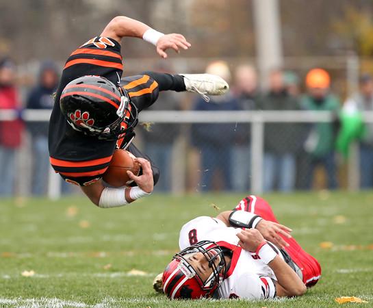 118th Beverly vs Salem Thanksgiving Day Football