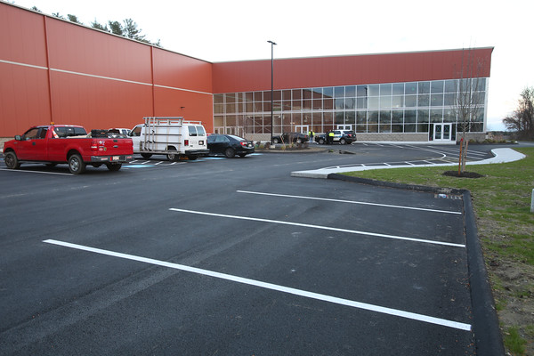 Essex Sports Center is scheduled to open soon