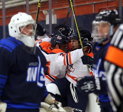Salem State University Men's Ice Hockey